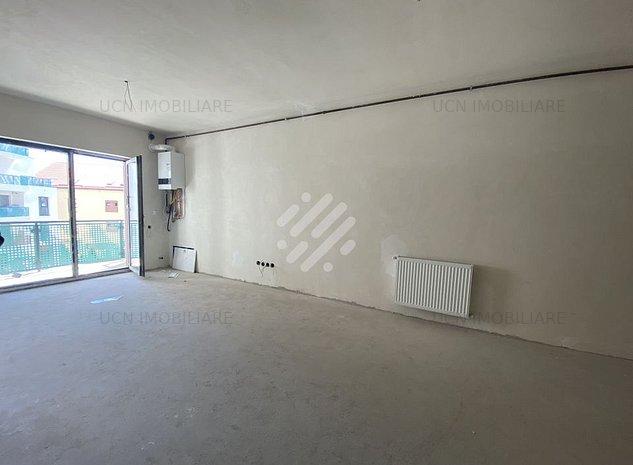 Apartament cu CF, constructie 2019, semifinisat, Marasti! - imaginea 1