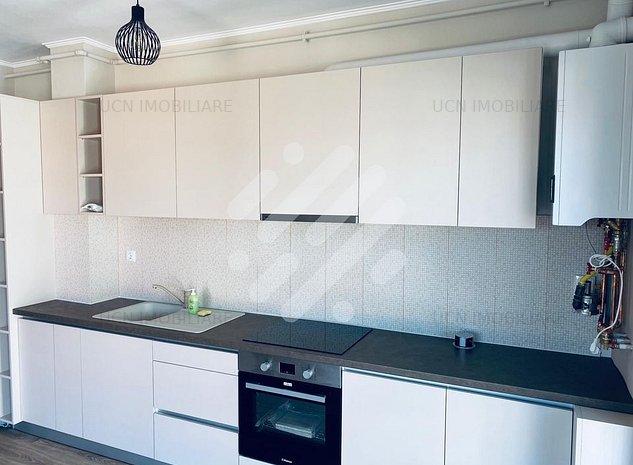 Apartament cu 2 camere, ultrafinisat in Marasti ! - imaginea 1