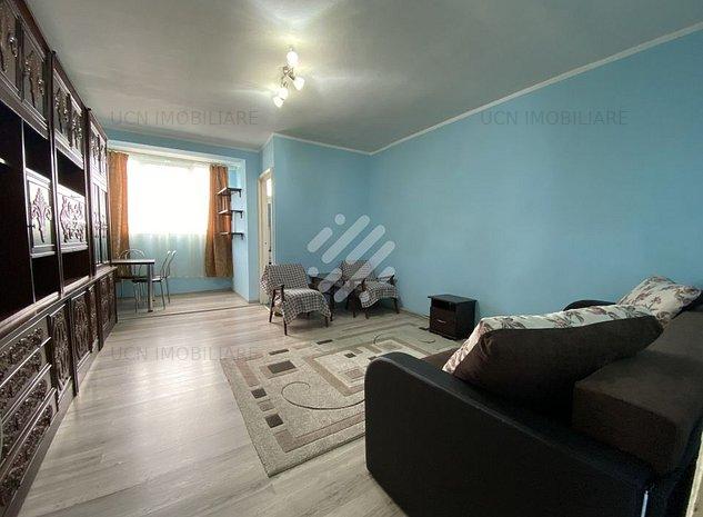 Garsoniera confort 1, view superb, zona cu verdeata, Manastur !! - imaginea 1