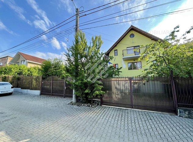 Vila individuala cu teren 1000 mp in zona strazii Eugen Lovinescu! Comision 0%! - imaginea 1