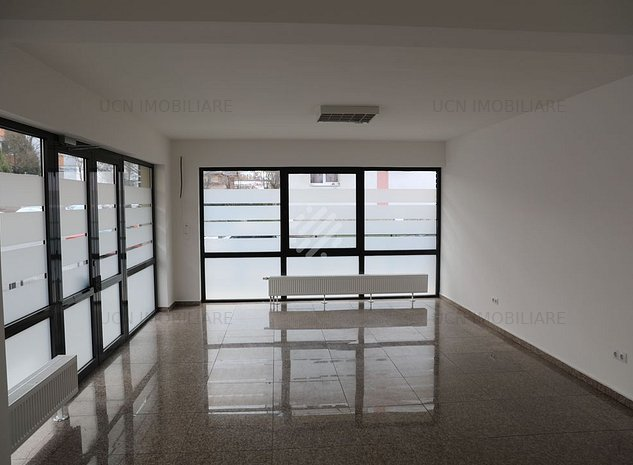 Spatiu modern, 120 mp si terasa de 60 mp, 5 locuri parcare, Iulius Mall! - imaginea 1