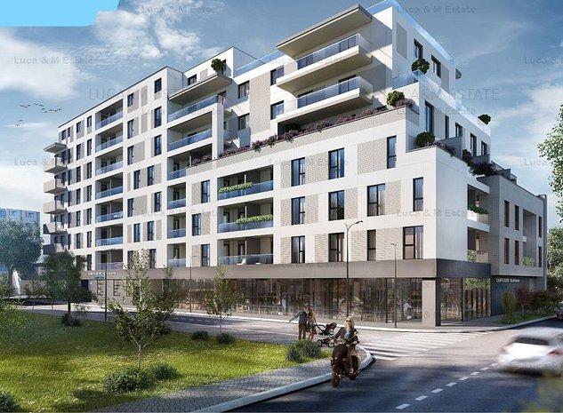 Ocazie Imobiliara Apartamente 2 camere Complex Rezidential Timisoara - imaginea 1