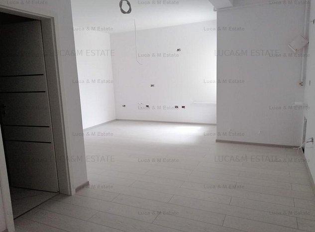 Apartament 1 Camera Bloc Nou + 1 Loc de Parcare zona Modern - imaginea 1