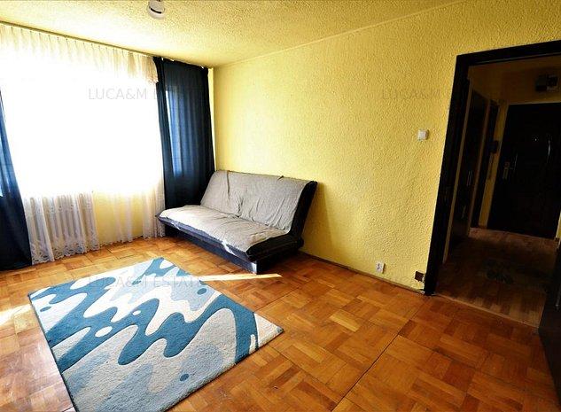 Comision 0%, apartament cu 1 camera, decomandat, Liviu Rebreanu, Carrefour - imaginea 1