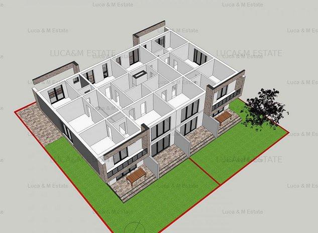 Jumatate Duplex Timisoara-Lipovei - imaginea 1