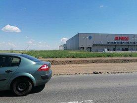 Teren constructii de vânzare, în Dumbrăviţa, zona Nord