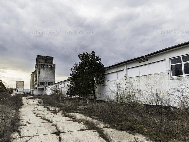 Teren industrial, Giurgiu nord, Strada Serelor, comision zero - imaginea 1
