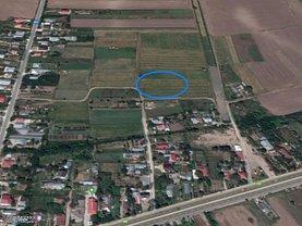 Teren agricol de vânzare, în Calugareni