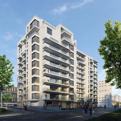 Apartament de vanzare 3 camere - Ansamblu Rezidential Nou NEO TIMPURI NOI - imaginea 1