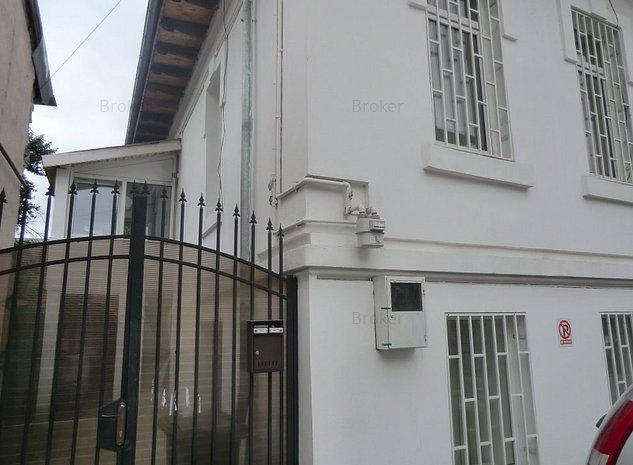 Casa cu 2 apartamente zona Dorobanti Polona - imaginea 1