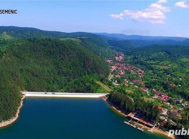 Teren Crivaia cu vedere la lac, priveliste deosebita!! - imaginea 1