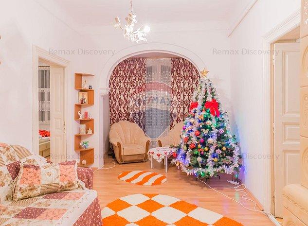 Apartament cu 4 camere in zona Calea Calarasilor , comision 0% - imaginea 1