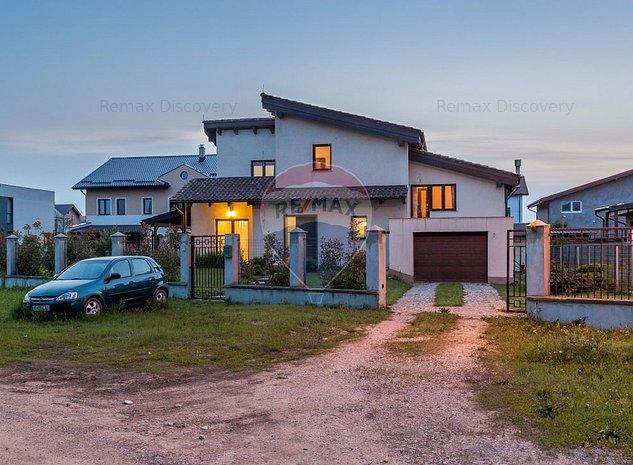 Casa / Vila cu 4 camere de vanzare in Otopeni, comision 0% - imaginea 1