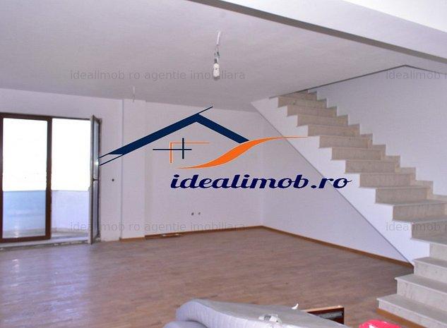 Apartament 3 camere cu scara interioara, Craiovei - Pitesti - idealimob.ro - imaginea 1