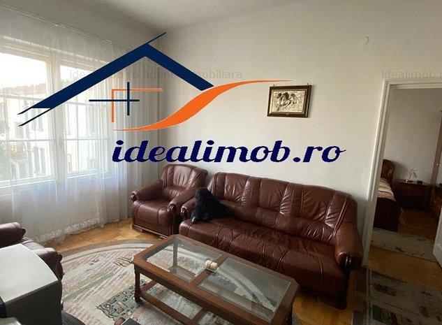 Apartament 2 camere, ultracentral, Pitesti - idealimob.ro - imaginea 1