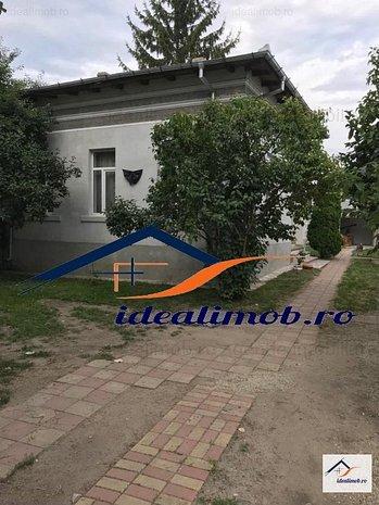 Casa pe parter + teren 500 mp, central-Pitesti - idealimob.ro - imaginea 1