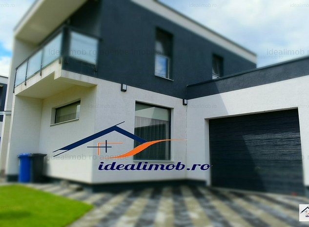 Casa P+1 arhitectura Mediteraneana, Slava-Pitesti - idealimob.ro - imaginea 1