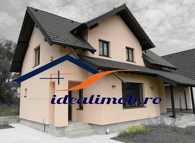 Casa P+1, complet finisata, Rolast-Pitesti - idealimob.ro - imaginea 1