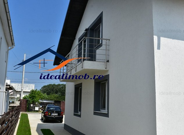 Casa P+1, mobilata-utilata, Prundu-Pitesti - idealimob.ro - imaginea 1