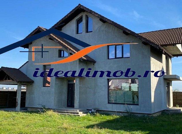 Casa P+1E, Trivale - Tancodrom - Pitesti - idealimob.ro - imaginea 1