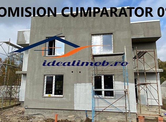 Casa duplex 100.000 €, Grigoresti, Pitesti - idealimob.ro - imaginea 1