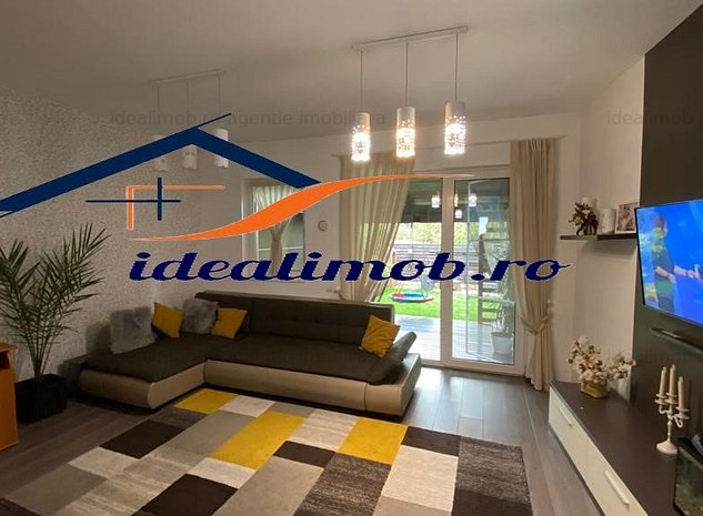 Casa duplex 99.000€, Stefanesti - Arges - idealimob.ro - imaginea 1