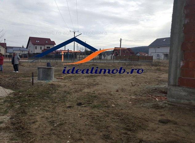 Teren intravilan S=610 mp, Bascov-Arges  - idealimob.ro - imaginea 1