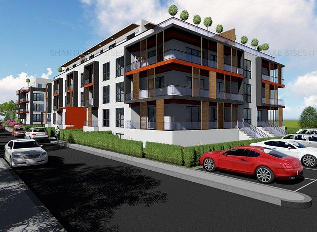 Apartament 2 camere in Shanti Lake, curte privata, direct dezvoltator - imaginea 1