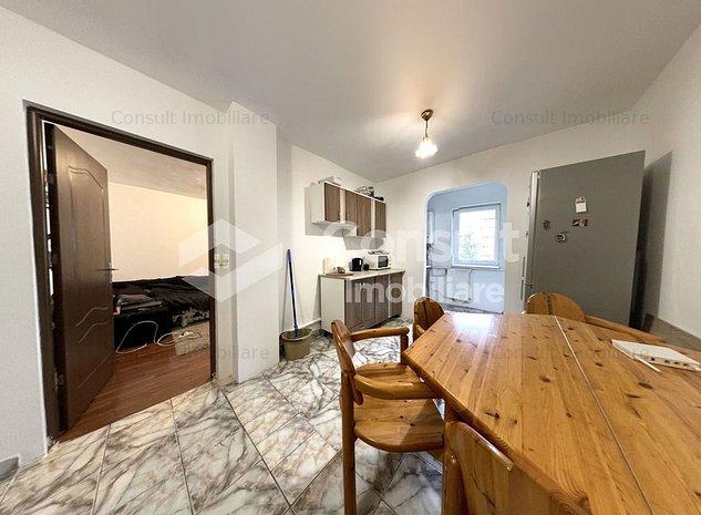 Apartament cu 3 camere | zona Expo Transilvania | etajul 2/4 - imaginea 1