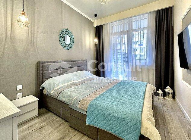 Apartament cu 3 camere | 60 mp | 50 mp GRADINA | zona Iris - imaginea 1