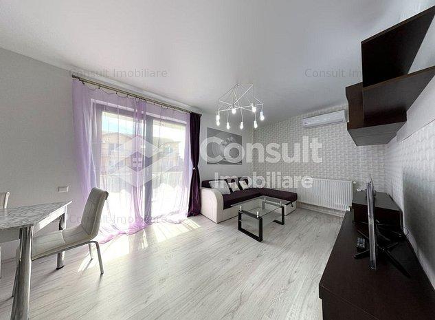 Apartament cu 3 camere | 2/3 | Parcare subterana | Intre Lacuri - imaginea 1
