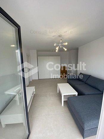 Apartament cu 2 camere 56mp | Terasa 44mp | zona Sopor - imaginea 1