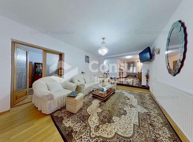 Casa cu 5 camere   Teren 1500mp   Priveliste superba   IDEAL INVESTITII PENSIUNE - imaginea 1