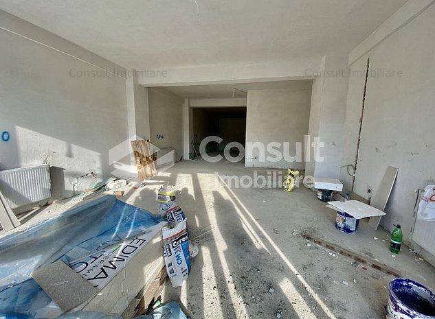 Spatiu comercial de inchiriat, 100 mp, in zona Marasti - imaginea 1