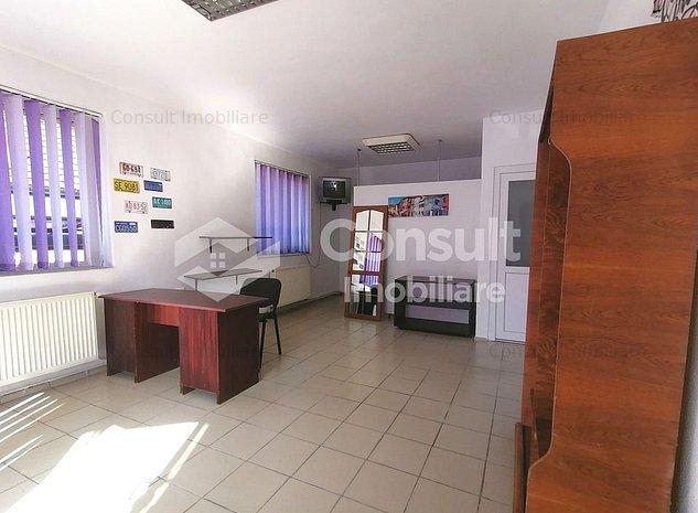 Spatiu comercial de inchiriat in Gheorgheni, zona Politia Rutiera - imaginea 1