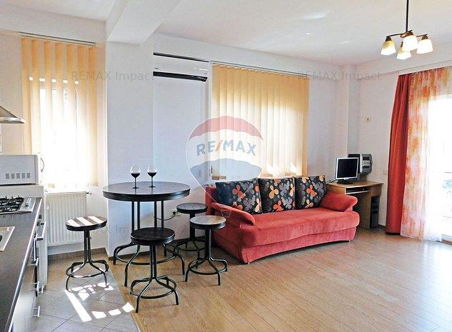 0% comision Apartament mobilat utilat 2 camere Militari Rezervelor - imaginea 1