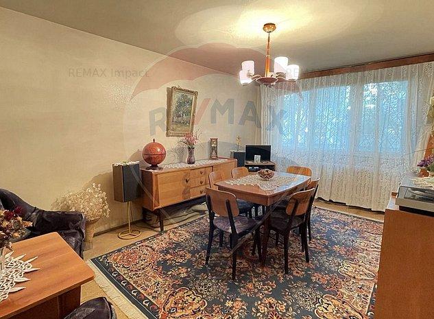 Apartament 3 camere, metrou Politehnica - imaginea 1