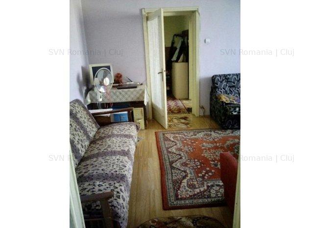 Apartament cu 2 camere Semicentral: camera