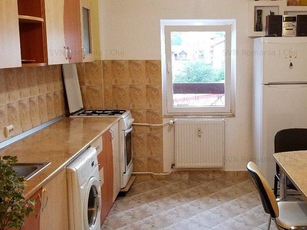 Apartament cu 2 camere Zorilor: bucatarie