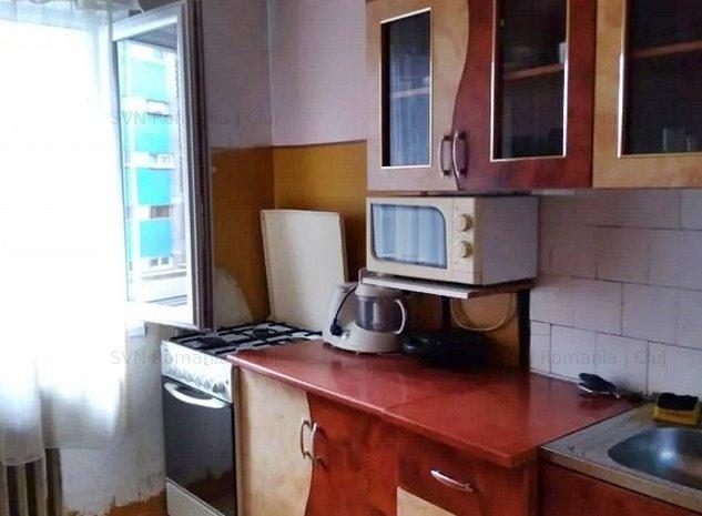 Apartament cu 2 camere Manastur: bucatarie