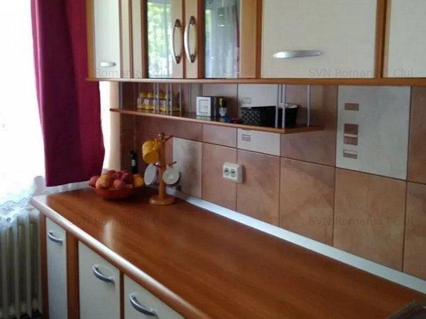 Apartament cu 3 camere Grigorescu: bucatarie