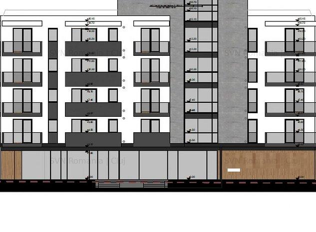 Apartament 2 camere zona Intre Lacuri: 1