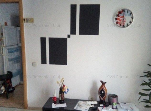 Apartament cu 1 camera Zorilor: camera