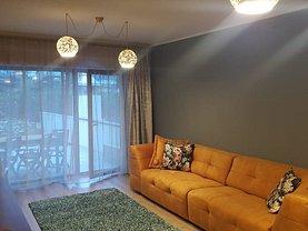 Apartament de închiriat 2 camere, în Cluj-Napoca, zona Borhanci