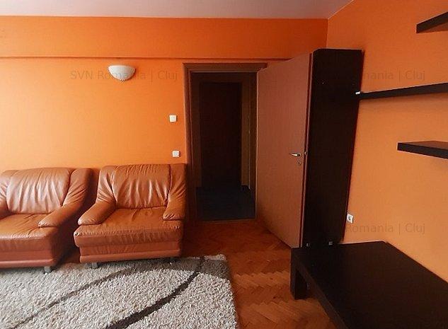 Apartament cu 2 camere Grigorescu: camera
