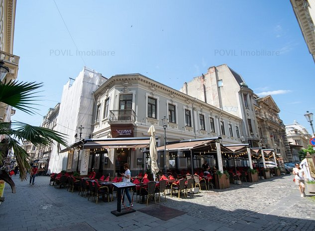 Spatiu Ultra-Central - Cafenea/Bar/Club - Autorizatie ISU - imaginea 1