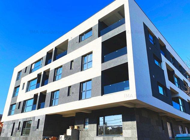 Apartamente de Lux, langa Padure in Iancu Nicolae, suprafete generoase - imaginea 1