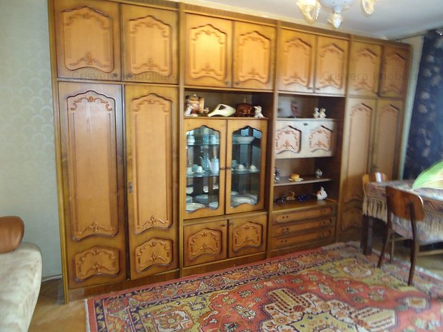 Apartament 3 camere Marasti, str. Aurel Vlaicu, zona Iulius Mall, 2 bai, dec - imaginea 1