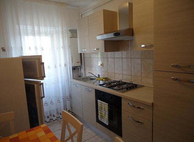 Apartament 3 camere Marasti, zona OMV, et.2/8 - imaginea 1