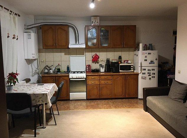 Apartament 2 camer(living cu bucatarie+dormitor), Calea Turzii, cu parcare - imaginea 1